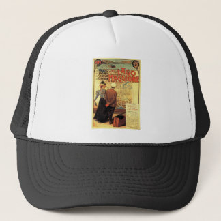 Visit Lake Maggiore Poster Trucker Hat