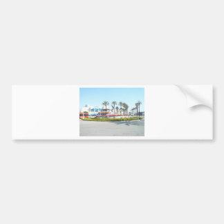 Visit Long Beach, CA Bumper Stickers