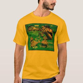 Visit Malaysia T T-Shirt