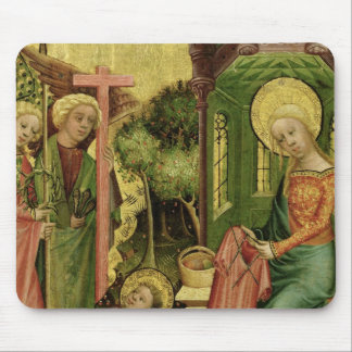 Visit of the Angel, from the right wing Mouse Mat