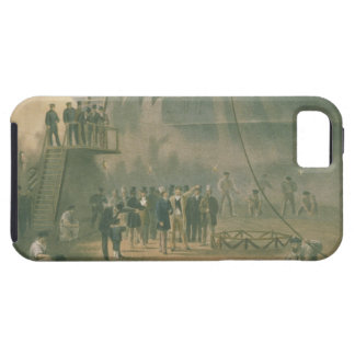 Visit of the Prince of Wales to the SS Great Easte iPhone 5 Covers