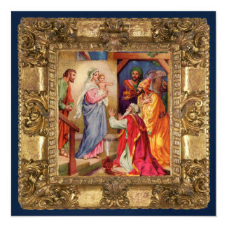 Visit of the Wise Men Card