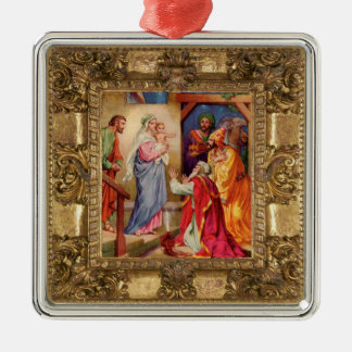 Visit of the Wise Men Christmas Ornament