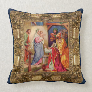 Visit of the Wise Men Cushion