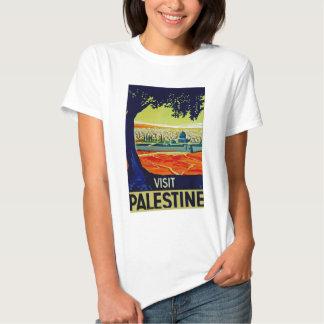Visit Palestine Tee Shirt