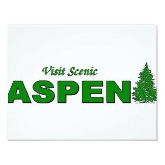 Visit Scenic Aspen, Colorado Announcements