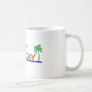 Visit Scenic Boracay Basic White Mug