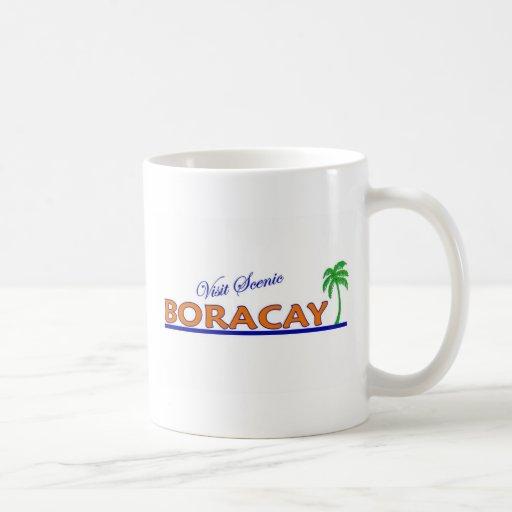 Visit Scenic Boracay Mug