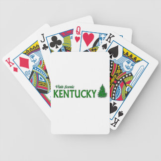 Visit Scenic Kentucky Bicycle Card Deck