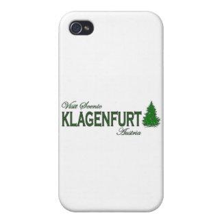 Visit Scenic Klagenfurt Austria iPhone 4 Case