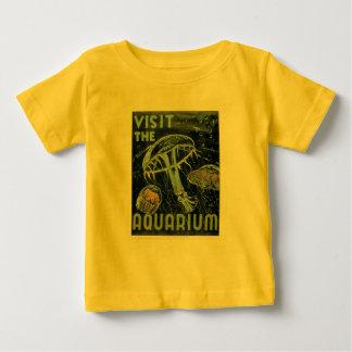 Visit the Aquarium - WPA Poster - Shirts