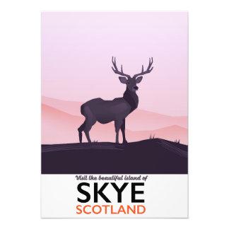 Visit the Beautiful Island of Skye Photo Print