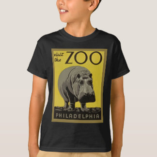 Visit the Philadelphia Zoo T-Shirt