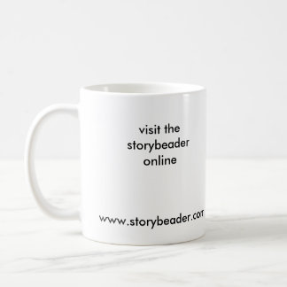 visit the storybeader online coffee mug