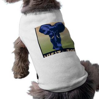Visit the Zoo Sleeveless Dog Shirt