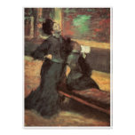 Visit to a Museum, 1877-80 - Edgar Degas Poster