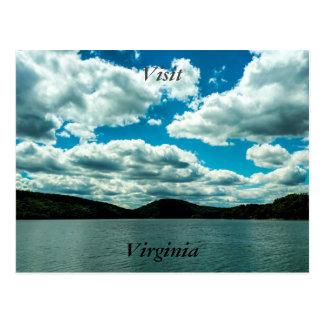 Visit Virginia Postcard 4