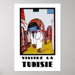 Visitez La Tunisie Print