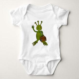 Visiting Alien Range Baby Bodysuit
