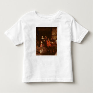 Visiting the Doctor Toddler T-Shirt