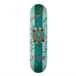 Visitors Anasazi Native Folk Art Skate Boards