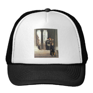 Visitors in London by James Tissot Trucker Hat
