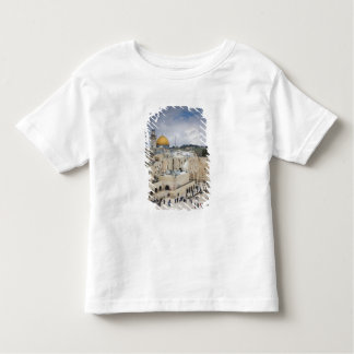 Visitors, Western Wall Plaza & Dome of the Rock T Shirt