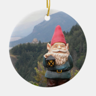 Vista Gnome Christmas Ornaments