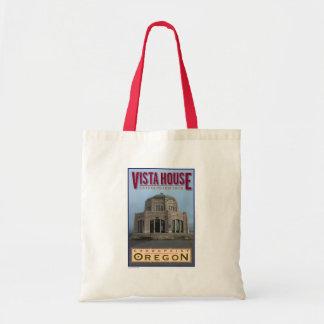 Vista House-Tote Bag