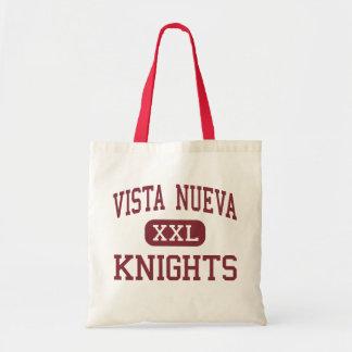 Vista Nueva - Knights - Continuation - Sacramento Tote Bag