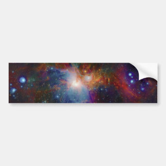 VISTA s infrared view of the Orion Nebula Bumper Stickers