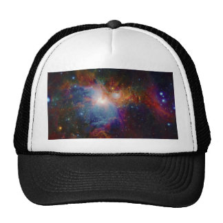 VISTA s infrared view of the Orion Nebula Trucker Hat