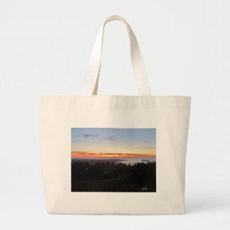 Vista Sunrise Jumbo Tote Bag