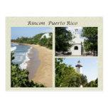 Vistas de Rincon Puerto Rico Postcards