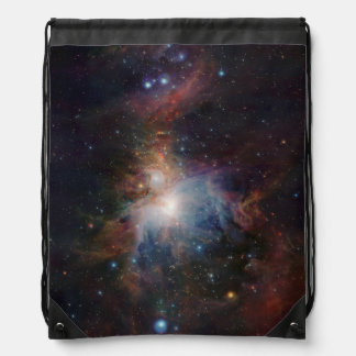 VISTA's infrared view of the Orion Nebula Rucksack