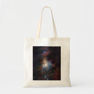 VISTA's infrared view of the Orion Nebula Budget Tote Bag