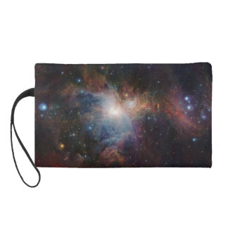 VISTA's infrared view of the Orion Nebula Wristlet Purses