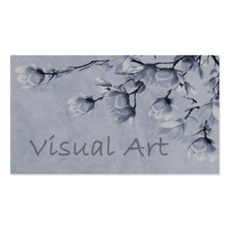 Visual Artist Pack Of Standard Business Cards