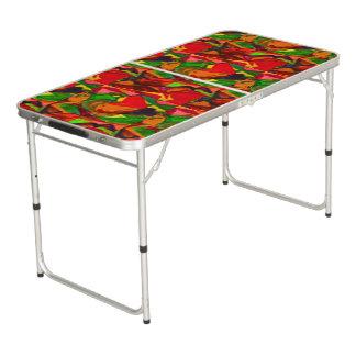 Visual Arts 864 Beer Pong Table