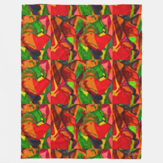 Visual Arts 864 Fleece Blanket