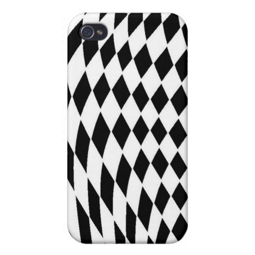 Visual Confusion iPhone 4/4S Case