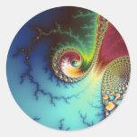 Visual Cortex Stickers