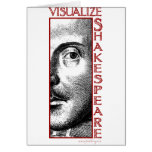 Visualise Shakespeare Cards