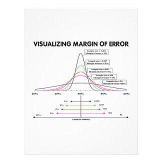 Visualizing Margin Of Error Full Color Flyer