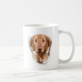 Viszla Portrait Coffee Mug