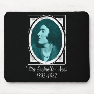 Vita Sackville-West Mouse Pad