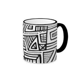 Vital Convivial Genuine Restored Ringer Mug