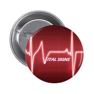 vital signs pin