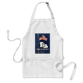 Vital To Victory Aprons