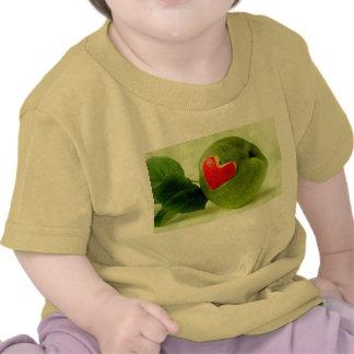 Vitamine mit Herz Tshirt